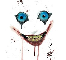 Jeff The Killer by LadyFanhir