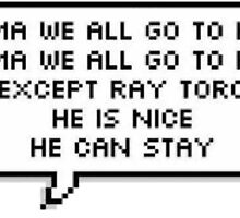 Except Ray Toro by lmericson