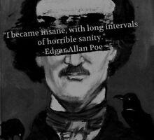 Edgar Allen Poe Quote by lmericson