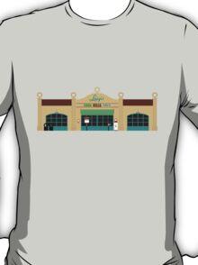 Luigi's Flying Tires T-Shirt