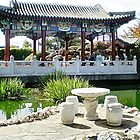 Pagoda in Chinese Gardens Bendigo- Vic. by EdsMum