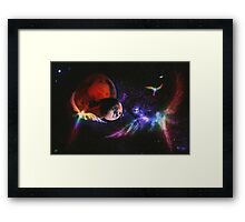 Celestial Spirits Framed Print