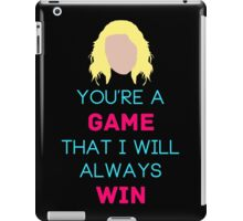 You See People Like Puzzles, I See Them As Games. iPad Case/Skin