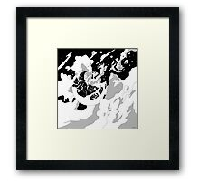 disaster Framed Print