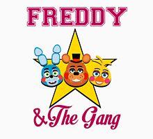 Freddy and The Gang Men's Baseball ¾ T-Shirt