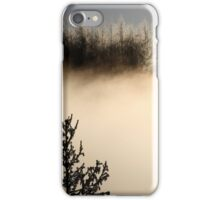 16.2.2015: Trees in the Fog iPhone Case/Skin