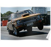 Torana getting up in the air Poster