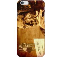 Charles Bukowski - love version iPhone Case/Skin