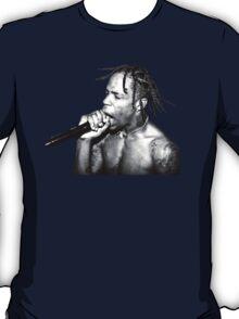 Travi$ Scott Dope Concert Pic T-Shirt