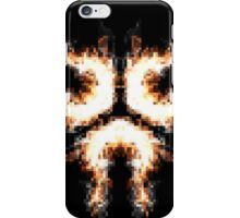 TRI-FLAME #PIX iPhone Case/Skin