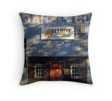 Maldon Shopfront Throw Pillow