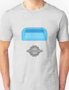 #SAVEPUSH - Push The Talking Trashcan T-Shirt