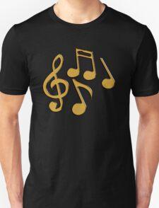 Golden Notes T-Shirt