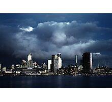 Silver City Photographic Print