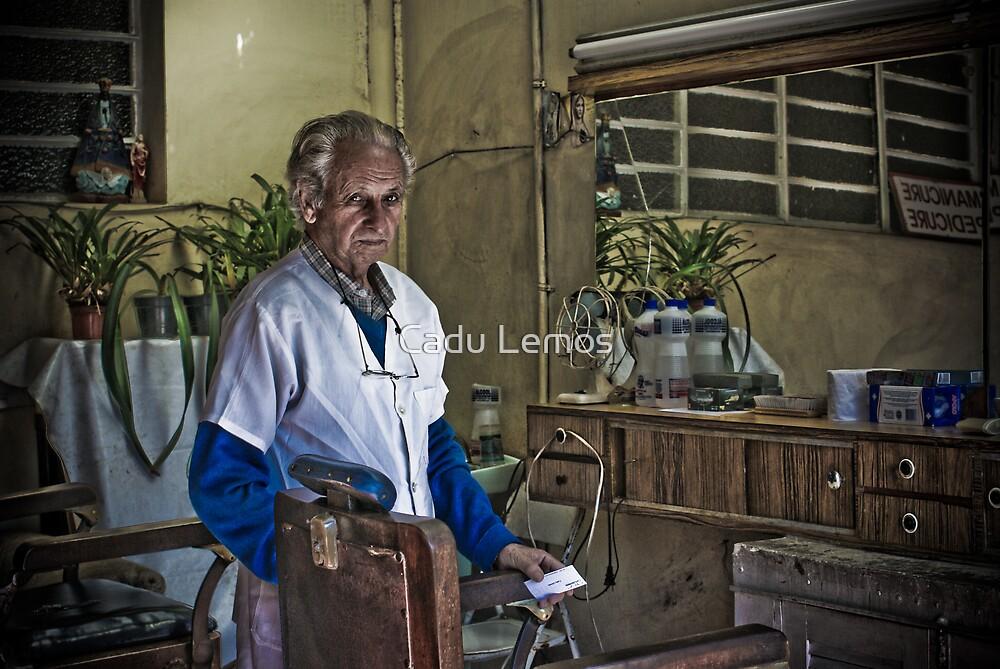 seu armindo by Cadu Lemos