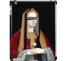The White Princess iPad Case/Skin