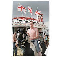 Appleby Horse Fair, 2006 Poster