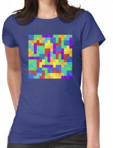 Tetra Womens Fitted T-Shirt