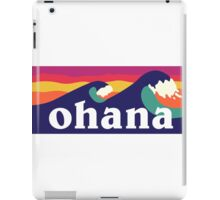 Ohana iPad Case/Skin