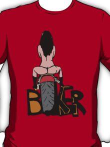 Biker back T-Shirt