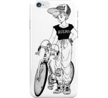 Dragon Ball Z Bulma iPhone Case/Skin