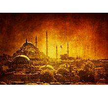 Prophetic Past Photographic Print
