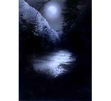 Eerie Tranquility Photographic Print