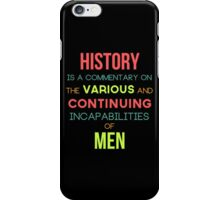 The History Boys iPhone Case/Skin
