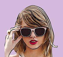 Taylor Swift 1989 by tlau