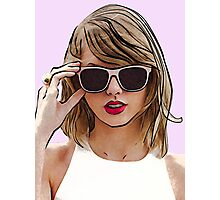 Taylor Swift 1989 Photographic Print