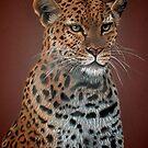 Leopard Elegance by Cherie Roe Dirksen