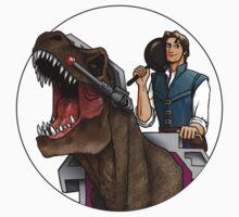 Rider - Flynn Rider x Dino-Riders Kids Clothes