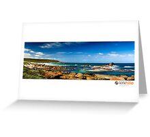 Redgate Beach Greeting Card