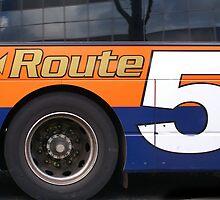 Route 5 by George Parapadakis (monocotylidono)