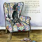 'A Well Loved Tail' by Elle J Wilson