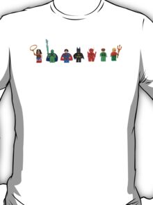 LEGO Justice League of America T-Shirt