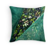 Olives2 Throw Pillow