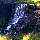 Ais Gill Waterfall by Trevor Kersley