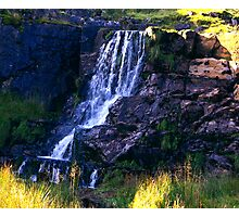 Ais Gill Waterfall Photographic Print