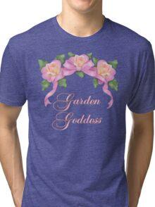 Garden Goddess Tri-blend T-Shirt