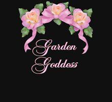 Garden Goddess Womens Fitted T-Shirt