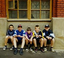 Boys in Moscow by Ratatouille