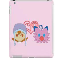 Sora & Biyomon iPad Case/Skin
