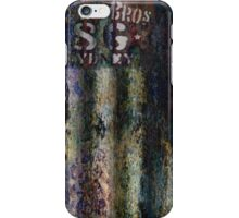 Irving Bros. *86* Sydney iPhone Case/Skin