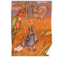 Alice and the animals Poster