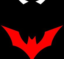 Batman Beyond In the Dark by AvatarSkyBison