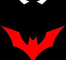 Batman Beyond In the Dark by AvatarSkyBison