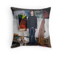 LPA - Steve Throw Pillow