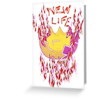 NEW LIFE COLLECTION Greeting Card
