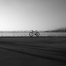 Bicycle - Montreux, Switzerland by Abi Skeates